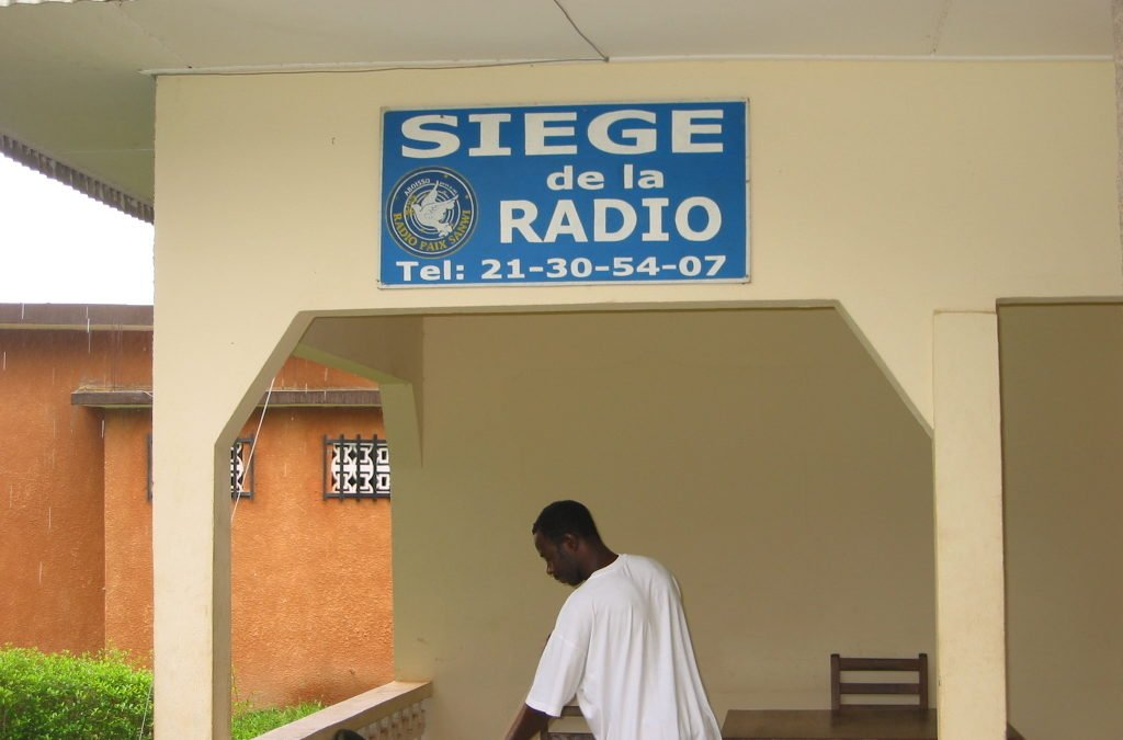 Radio Paix Sanwii