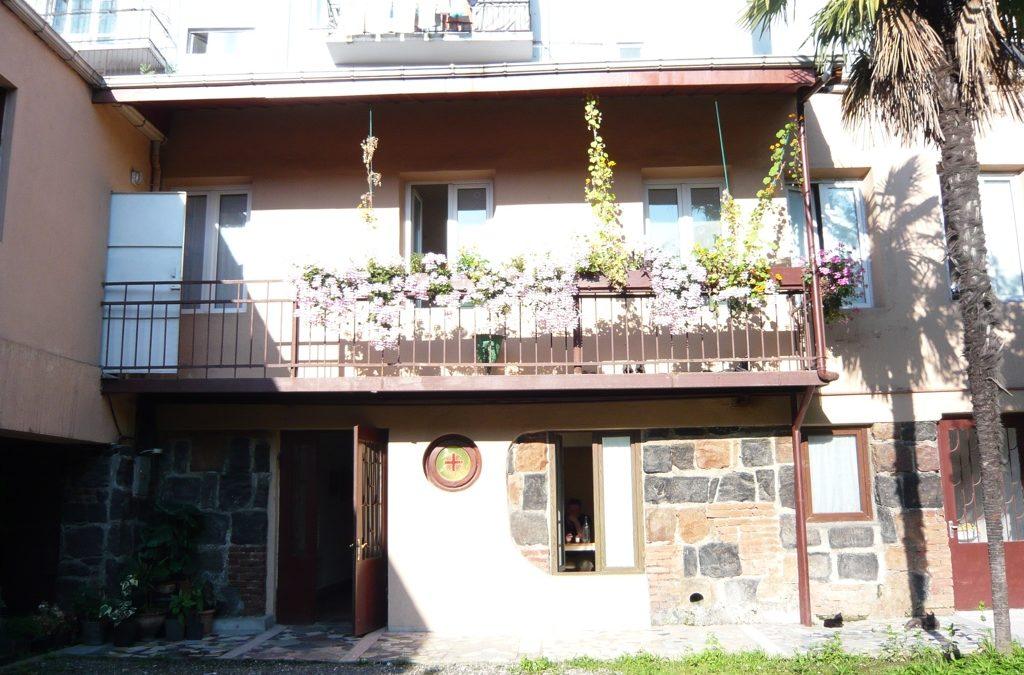 Sostegno al progetto Dormitorio di Batumi