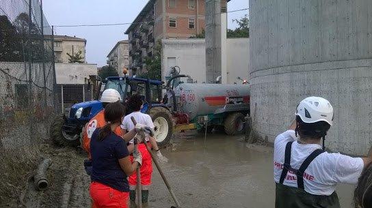 Continua il sostegno alle famiglie alluvionate