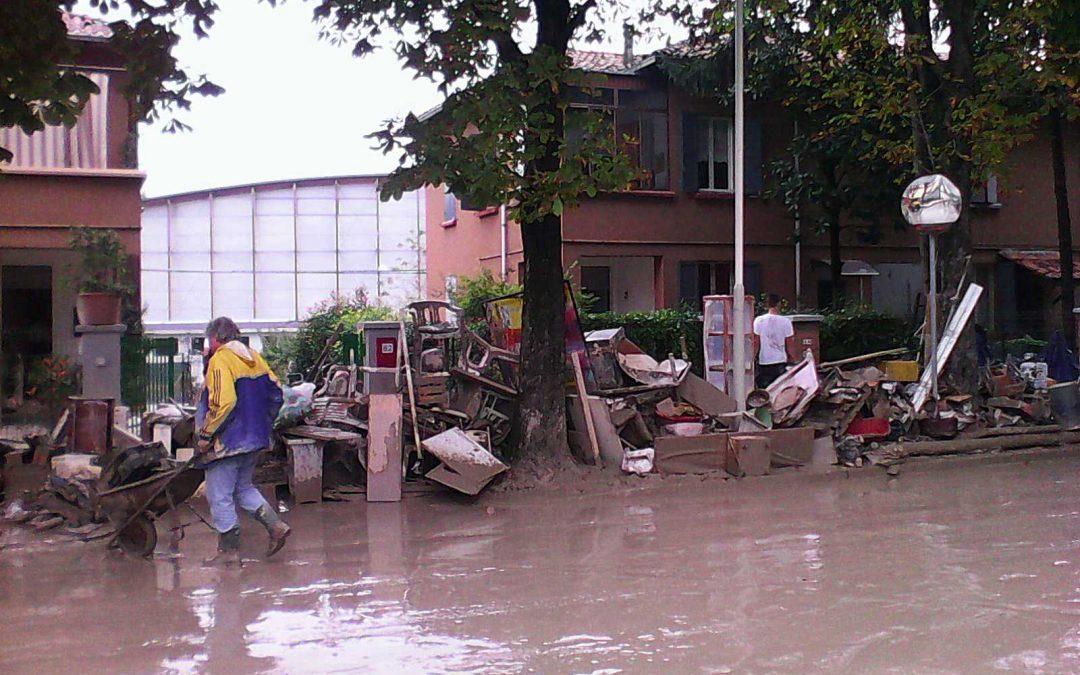 Gli aiuti nel quartiere Montanara continuano!