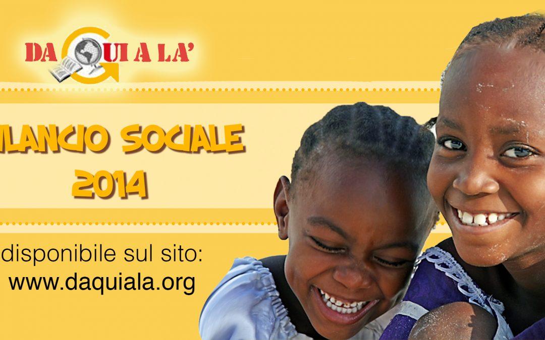 Bilancio Sociale 2014: un anno di sfide e nuovi progetti