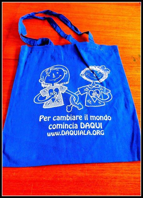 Fatti riconoscere con le nostre borse.