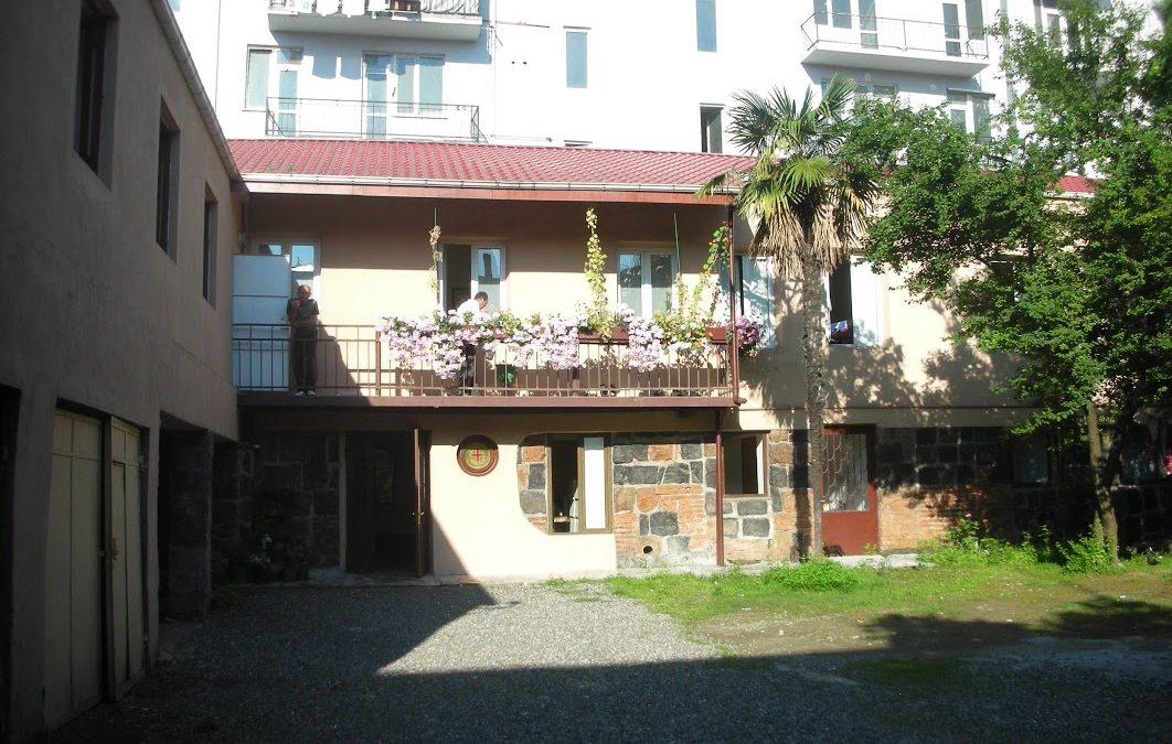 Il dormitorio di Batumi