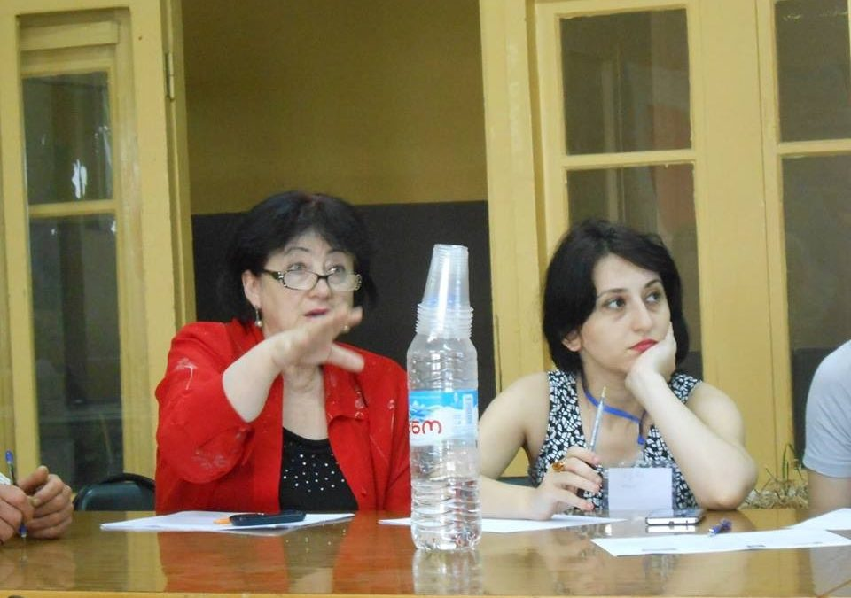 4-8 Dicembre 2017 Sesta formazione del Progetto  Prevenzione alcolismo in Georgia