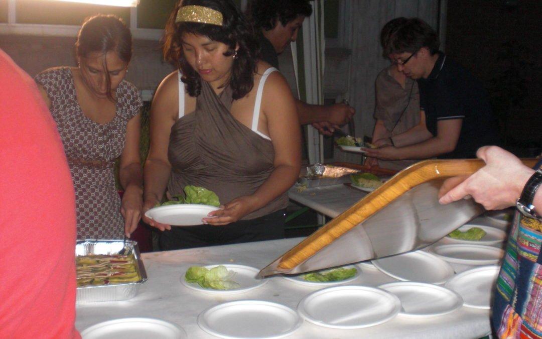 Cena Peruviana: Maggio 2011