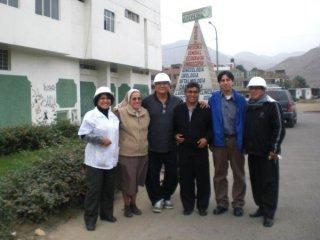 Aggiornamenti progetto Centro medico di Lima (Perù)