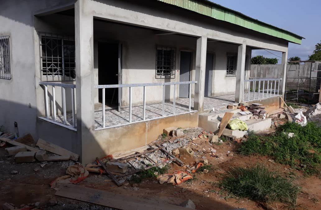 Progetto scuola di Anayama Belle Ville (Costa D'avorio)