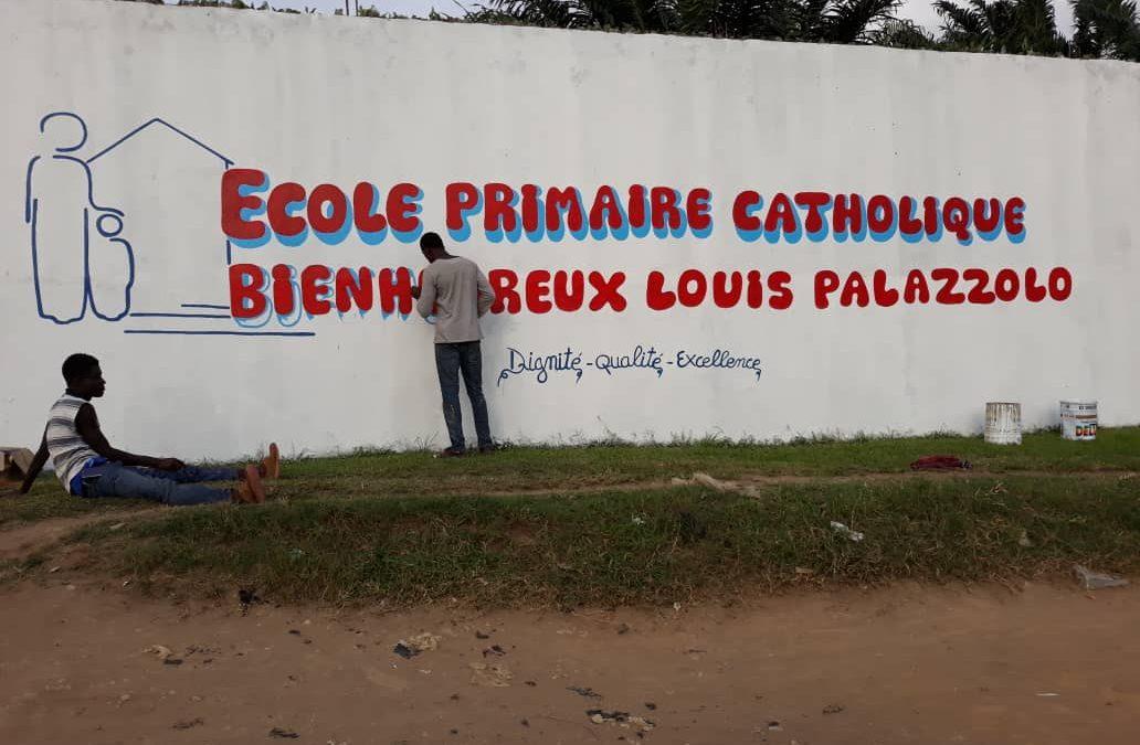 Scuola ad Anayama Belle Ville Abidjan: